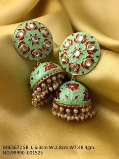Latest Earring Collection | Buy online Earrings | Elegant Fashion Wear