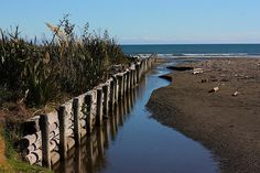 Beach access Queen Elizabeth Park