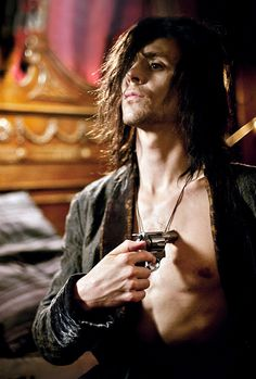 Tom Hiddleston as 'Adam' in 'Only Lovers Left Alive'. If you're not attracted to this then please stop lying to yourself.