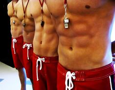 Reasons to be a lifeguard.