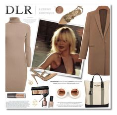 """""""DLR Boutique"""" by soygabbie ❤ liked on Polyvore featuring moda, Rumour London, Valentino, Yves Saint Laurent, Laura Mercier, COII, Bobbi Brown Cosmetics, Wildfox, Charlotte Russe e Elle Macpherson Intimates"""