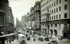 GRAN VIA - 1953