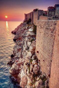 Visitez deux grandes villes de Croatie : Dubrovnik et Split