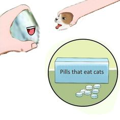 Pills, are you there? : surrealmemes
