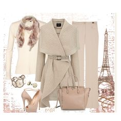 """Greetings from Paris"" by michelled2711 on Polyvore"
