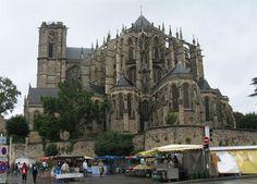 le mans cathedrale saint julien