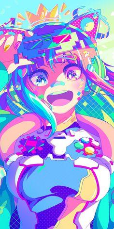 Share ItAnime Character Art Anime Character Art Share It Loading. Kawaii Anime Girl, Manga Kawaii, Chica Anime Manga, Anime Art Girl, Anime Girls, Otaku Anime, Manga Girl, Aesthetic Art, Aesthetic Anime