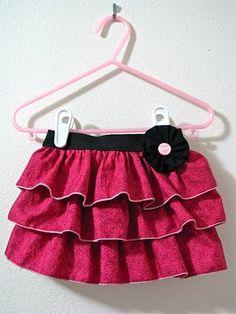 valentines day skirt