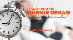 DORMIR MELHOR melhorsaude.org