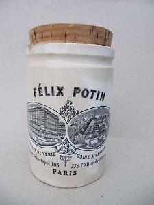 ancien et grand pot a confiture luneville af cuisine pinterest pots et ebay. Black Bedroom Furniture Sets. Home Design Ideas