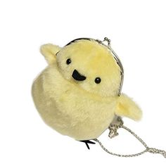 Easter, Girls Yellow Chick Fur Purse with Snap Closure, C... https://www.amazon.com/dp/B06XGZQC4T/ref=cm_sw_r_pi_dp_x_qJV3yb5JKF3XS