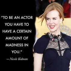 Follow us on Facebook for more actor/actress quotes and audition tips - www.facebook.com/JessTurnerProductions