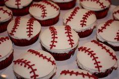 My Ava Cakes: Baseball Theme - Happy Birthday Johnny!
