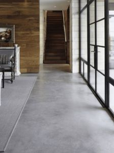 Being safe and durable, epoxy floors are one of the top flooring options for many homeowners. Read more why Epoxy flooring is good for your home. Living Room Flooring, Kitchen Flooring, Home Design, Urban Design, Design Design, Poured Concrete, Epoxy Concrete Floor, Stained Concrete, Concrete Floors In House