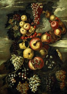 Autumn, One Of The Four Seasons by Giuseppe Arcimboldo - art print from King & McGaw