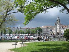 La Rochelle - Place du port