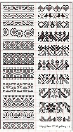 Elegant fair isle knitting patterns no floss numbers, but will be fun to mix and match colors. HUNSCMH - Crochet and Knit , Elegant fair isle knitting patterns no floss numbers, but will be . Fair Isle Knitting Patterns, Fair Isle Pattern, Knitting Charts, Loom Patterns, Knitting Designs, Crochet Patterns, Free Knitting, Knitting Ideas, Knitting Machine
