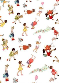 נייר אריזה/יצירה : Belle And Boo  Party Parade אחרון במלאי!