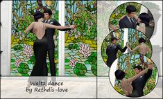 Waltz dance poses - The Sims 4 Catalog