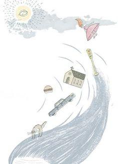 """Fascicle 3 - Com construir un huracà i controlar-ne el grau de destrucció"" by Gemma and Romina Martí O'Toole Plates, Tableware, Licence Plates, Dishes, Dinnerware, Griddles, Tablewares, Dish, Place Settings"