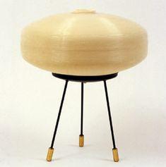 Rotaflex lamp by Pierre Guariche (1950)