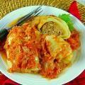 Linked to: palatablepastime.com/2013/09/19/sauerkraut-cabbage-rolls/