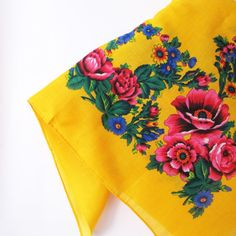 Wonderful Yellow Items :)  by PocomaxaArt on Etsy