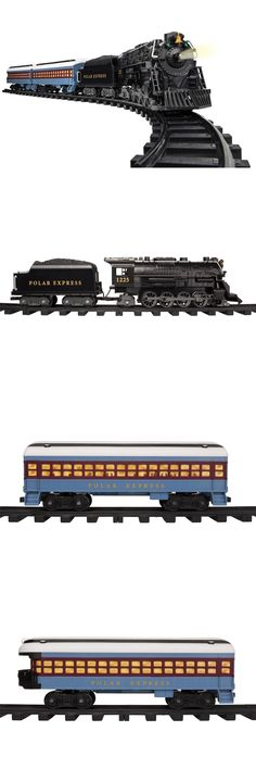 Starter Sets and Packs 80990: Lionel The Polar Express Ready To Play Train Set 7-11803 -> BUY IT NOW ONLY: $99.95 on eBay!