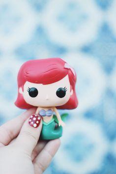 Funko Pop Disney: Ariel de A Pequena Sereia em Recife