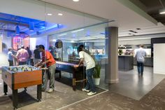 Twitter Global Headquarters by IA Interior Architects, San Francisco