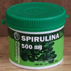 Spirulina, Quinoa, Seaweed, Pork, Turmeric