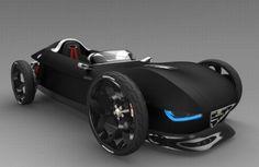 Alfa Romeo Spogliato Sports Car Concept