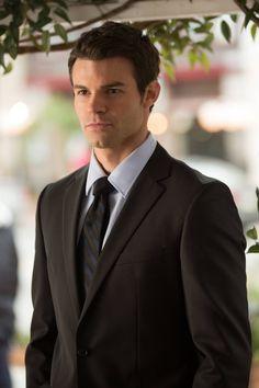 I'll be in my suit & tie... Elijah ~ Daniel Gillies ~ Season 4 Ep18 ~ The Vampire Diaries <3