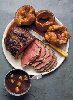 Ultra-slow roast rump beef