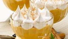 Dessert Recipes, Desserts, Dessert Ideas, Spanish Food, Punch Bowls, Thanksgiving, Pudding, Cupcakes, Sweets