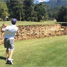 #juddymcfly Golf on holiday....