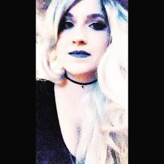 Happy Halloween! Was feeling a bit witchy this weekend!  also wearing my choker from @shopnemo Check them out and use the PROMO CODE: PixelVixx for 10% off     #comiccon #hallewdween #halloween #witch #witchy #cosplay #halloweencostume #halloweenmakeup #witchcostume #silverhair #witchmakeup #witchcraft #witchesofinstagram #witchery #magic #witchtober #witches #witchhat #chocker #witchgirl #frontlacewig #shopping #witchstyle #october #spooky #halloween2017 #halloweenparty #halloweenfun…