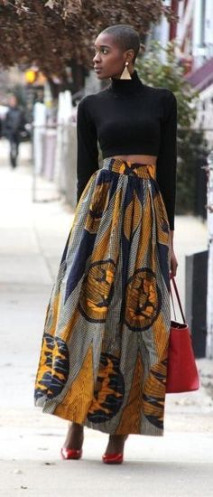 33 Trendy Fashion African Dress Print Skirt by African Inspired Fashion, African Print Fashion, Africa Fashion, Ethnic Fashion, Look Fashion, Fashion Prints, Trendy Fashion, Fashion Design, African Prints