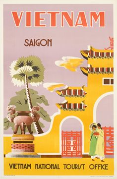Vietnam - Saigon. My home, away from home. I love it, and feel so lucky to live such a wonderful life here.