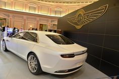 "The new Aston Marton ""Lagonda Tawaf"" was launched at American Express World Luxury Expo - Riyadh Aston Marton, Riyadh, Luxury Cars, Product Launch, American, Fancy Cars, Exotic Cars"