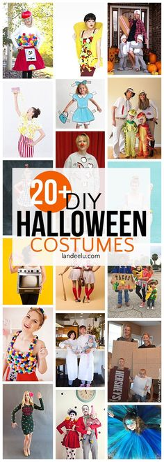 Halloween Costumes for Ginger Girls