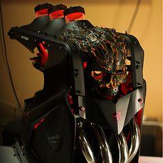Ghost Rider by Modder Crow