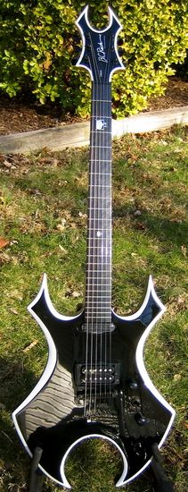 B.C. Rich Virgo Guitar