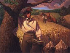 THE WHEAT FIELD by Cary Austin