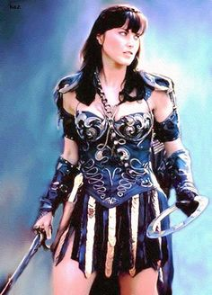 2006 Beautiful Xena Warrior Princess #3a Dynamite Nm Clients First