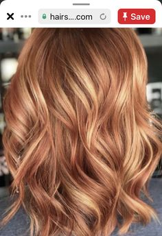 Red and Strawberry Blonde Bob - 60 Trendiest Strawberry Blonde Hair Ideas for 2019 - The Trending Hairstyle Partial Highlights, Hair Highlights, Red Hair With Silver Highlights, Silver Blonde Hair, Gold Hair, Ombre Hair Color, Hair Colors, Peinados Pin Up, Beautiful Red Hair