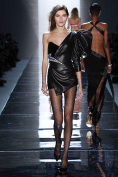Valery Kaufman for Alexandre Vauthier - Haute Coture Spring 2017 - Paris Fashion Week.