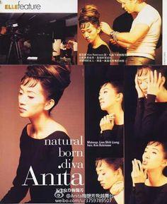 Anita Mui, Style Icons, Make Up, Singer, Actresses, Stars, Celebrities, Movie Posters, Movies