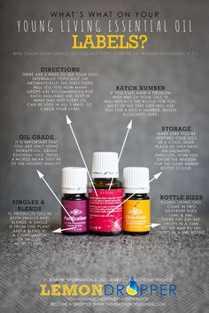 Young Living is the World Leader in Essential Oils. Young Living Essential Oils (YLEO) only incorporates the highest purity in grade for all of our health products. Therapeutic Grade Essential Oils, Natural Essential Oils, Pure Essential, Young Living Oils, Young Living Essential Oils, Lemon Dropper, Oils For Life, Yl Oils, Healing Oils