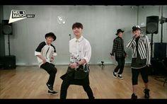 Mix and Match ep 2 - Team Hanbin, Junhoe, Donghyuk, Chanwoo - 'Mercy'